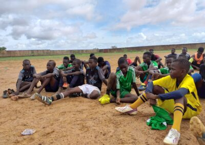 [SENEGAL] ECOLE DE FOOTBALL – FOUTA ELITE FOOT